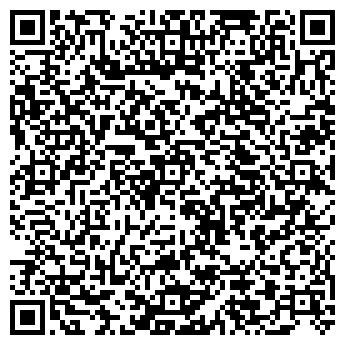 QR-код с контактной информацией организации LACOSTE