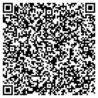 QR-код с контактной информацией организации КОНИ-АЙЛЕНД