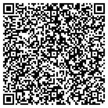 QR-код с контактной информацией организации LAUREN VIDAL