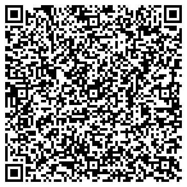 QR-код с контактной информацией организации Любимые звери