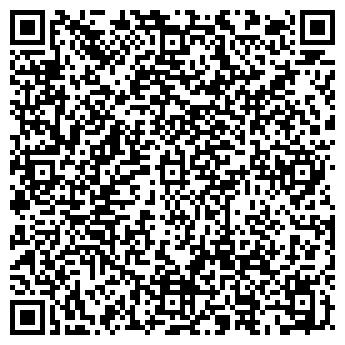 QR-код с контактной информацией организации MEN'S MERIT