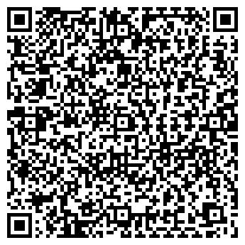 """QR-код с контактной информацией организации """"Мастер+"""""""