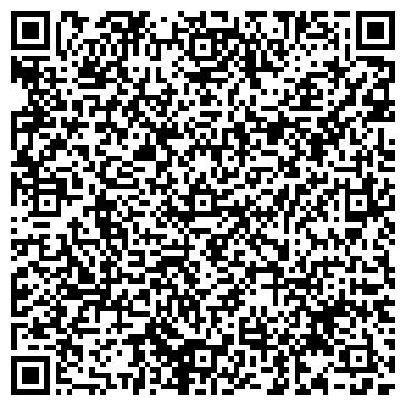 QR-код с контактной информацией организации АКАДЕМИЯ ЯЗЫКОВ И БИЗНЕСА