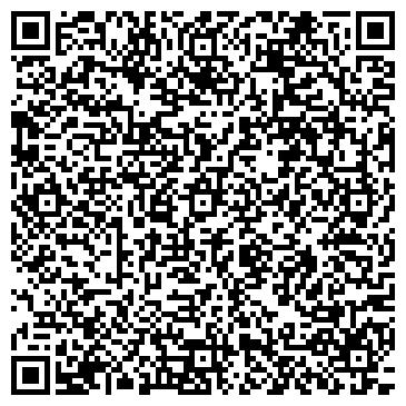 QR-код с контактной информацией организации МОСКОВСКАЯ ШКОЛА ВИЗАЖИСТОВ