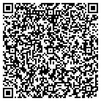 QR-код с контактной информацией организации РЕАЛЬНЫЕ ЗНАНИЯ