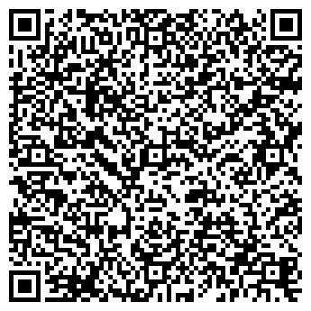 QR-код с контактной информацией организации ARTCLUB