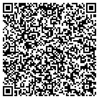 QR-код с контактной информацией организации EF EDUCATION