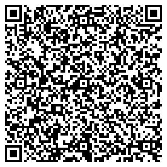 QR-код с контактной информацией организации ENGLISH PROFI