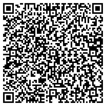 QR-код с контактной информацией организации CROSS FIT