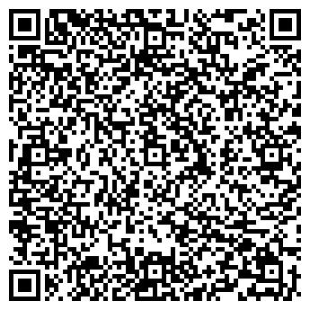 QR-код с контактной информацией организации Парад шаров