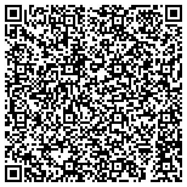 QR-код с контактной информацией организации Москвичка - студио