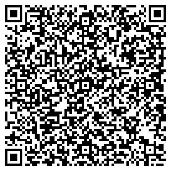 QR-код с контактной информацией организации BEAUTY HALL
