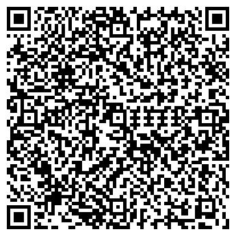 QR-код с контактной информацией организации ООО БиК
