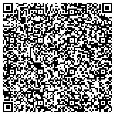 QR-код с контактной информацией организации ООО Юридическое агентство «АВАЛЬ»