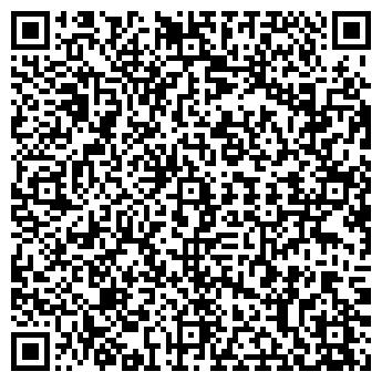 QR-код с контактной информацией организации САТУРН-В