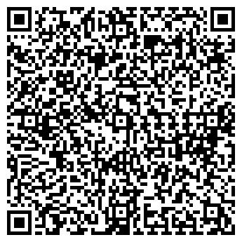 QR-код с контактной информацией организации Амориа