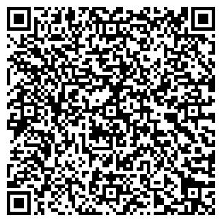 QR-код с контактной информацией организации ПИПОНИ