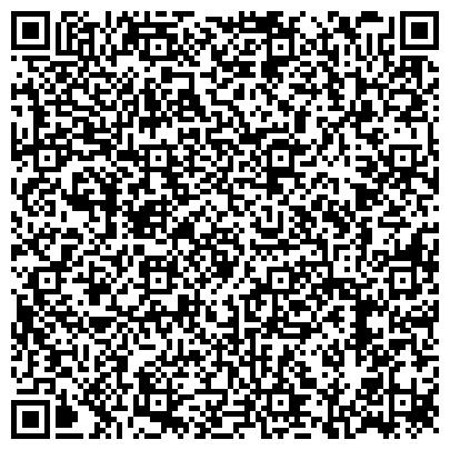 QR-код с контактной информацией организации Горячие туры, туристическая фирма, Главный офис