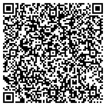 QR-код с контактной информацией организации ДЕТСКИЙ САД № 717