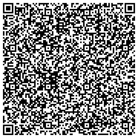 """QR-код с контактной информацией организации Психиатрическая клиническая больница № 4 им. П.Б. Ганнушкина Филиал """"Психоневрологический диспансер № 5"""""""