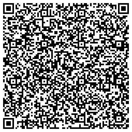 QR-код с контактной информацией организации Профсоюз муниципальных работников Юго-Западного административного округа г. Москвы