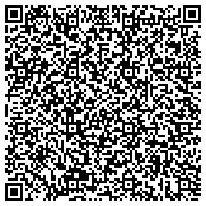 QR-код с контактной информацией организации Главное Управление Пенсионного фонда РФ №8 г. Москвы и Московской области