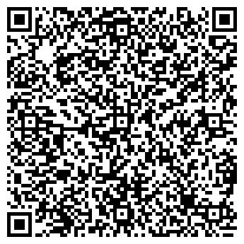 QR-код с контактной информацией организации ALENBEAUTY