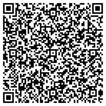 QR-код с контактной информацией организации BALANCE CLUB