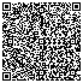 QR-код с контактной информацией организации BEAUTY LINE