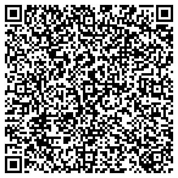 QR-код с контактной информацией организации ОКОННЫЙ ШТРИХ