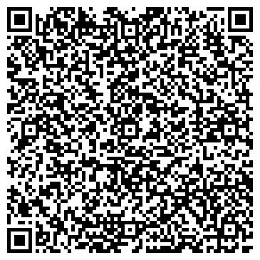 QR-код с контактной информацией организации Библиотека, пос. Лесной городок