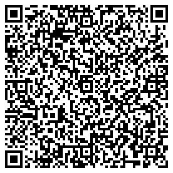QR-код с контактной информацией организации Библиотека №30