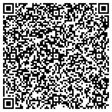 QR-код с контактной информацией организации ПЛАНЕТА СУШИ