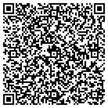 QR-код с контактной информацией организации РОДНИК У КАМИНА