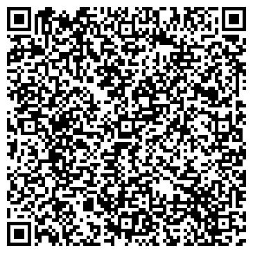 QR-код с контактной информацией организации ООО Фитнес-клуб бизнес-школы Сколково by Pro Trener