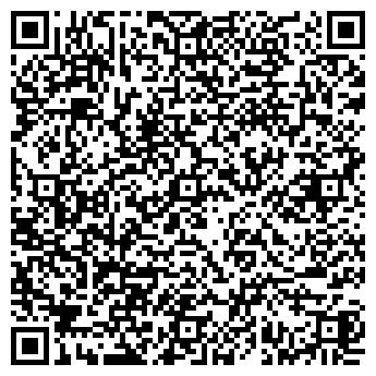 QR-код с контактной информацией организации FM CAFE