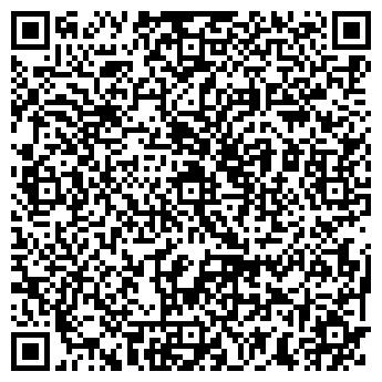 QR-код с контактной информацией организации СКОРОСТЬ ЗВУКА