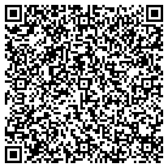 QR-код с контактной информацией организации Европейская клиника