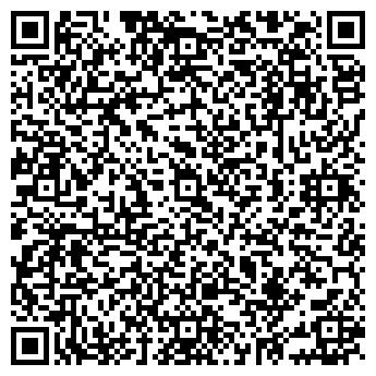 QR-код с контактной информацией организации Debenhams
