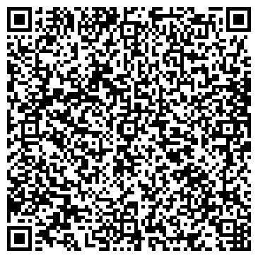 QR-код с контактной информацией организации Дайна