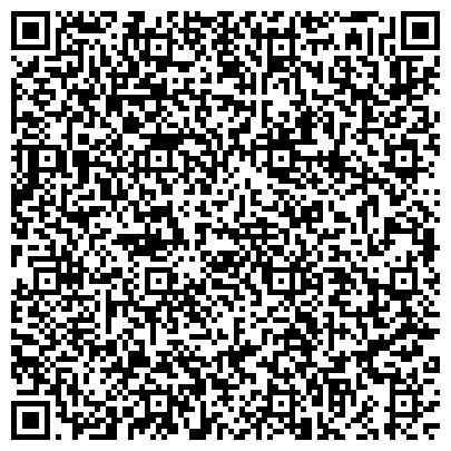 QR-код с контактной информацией организации Кыргызский Национальный аграрный университет им. К.И.Скрябина