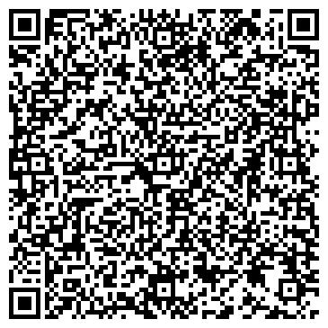 QR-код с контактной информацией организации Резерв
