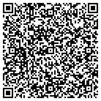 QR-код с контактной информацией организации ТРЕВЕЛ ПЛАЗА