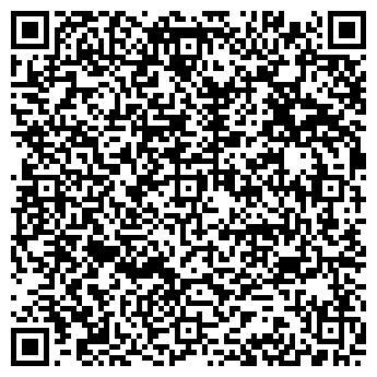 QR-код с контактной информацией организации ДЮСШ ЦСКА