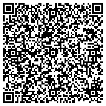 QR-код с контактной информацией организации Мясненок, магазин мясной продукции