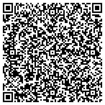 QR-код с контактной информацией организации Магазин мясной продукции, ИП Алексеева Н.В.