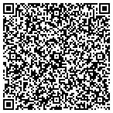 QR-код с контактной информацией организации Магазин мясной продукции, ИП Бикбеев Р.Н.