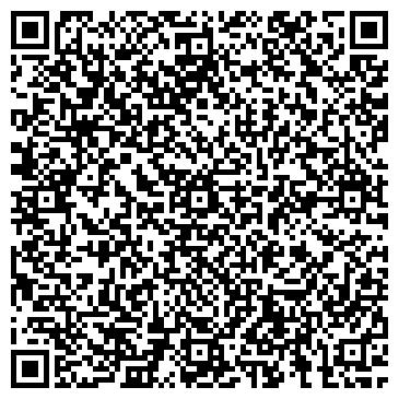 QR-код с контактной информацией организации Мясоешка, сеть магазинов мясной продукции