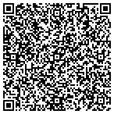QR-код с контактной информацией организации СОЛНЫШКО, ДЕТСКИЙ САД № 754