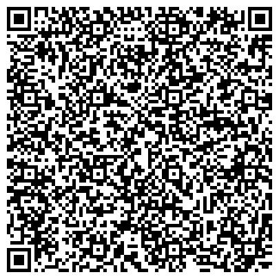 QR-код с контактной информацией организации Клиника «Центр стоматологии и челюстно-лицевой хирургии»